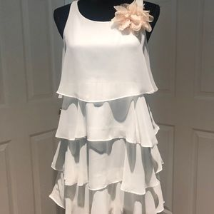 Dressy tunic-dress